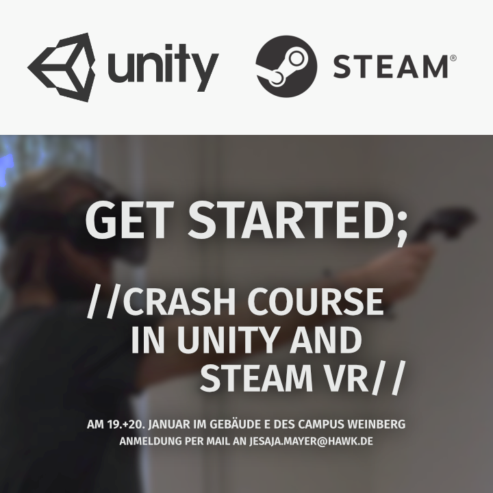Crash Course in Unity and SteamVR – meetXR