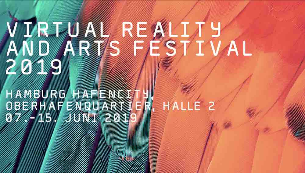 VRHAM! – Virtual Reality & Arts Festival