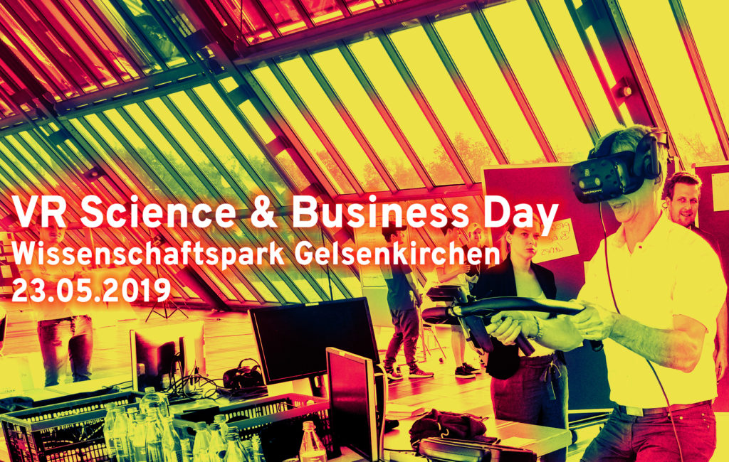 VR Science & Business Day