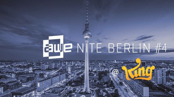 AWE Nite Berlin #4: The latest AR projects