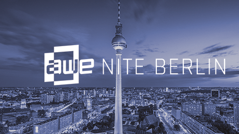 AWE Nite Berlin #5: the latest AR projects
