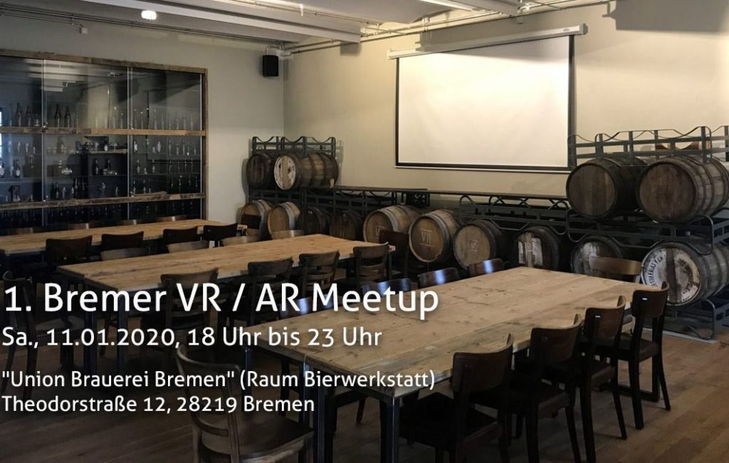 Bremen XR Meetup #01
