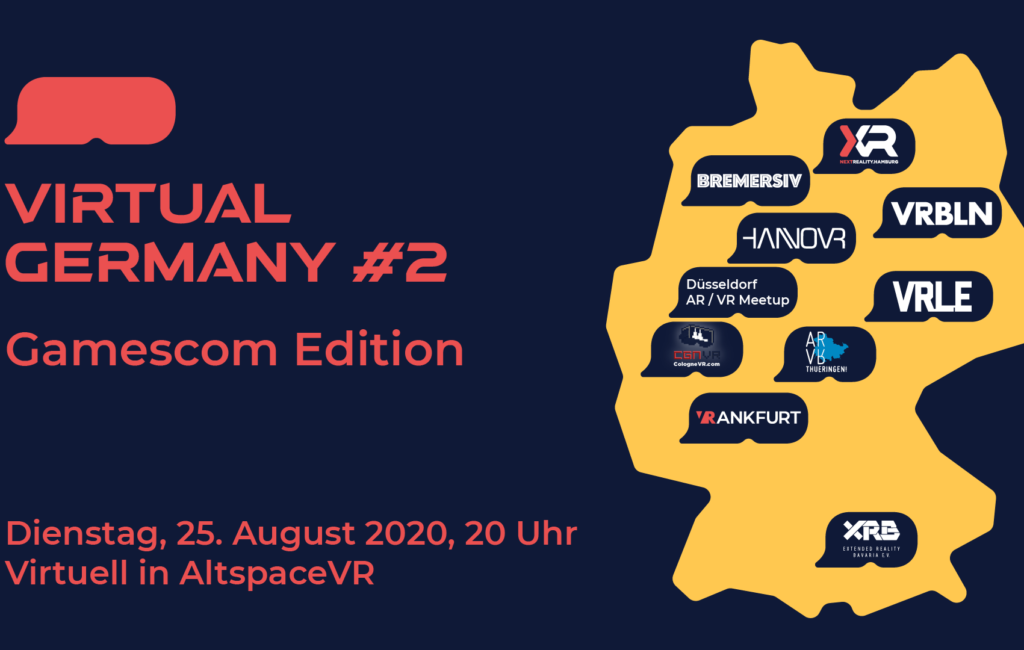 Virtual Germany #2 – Gamescom Edition