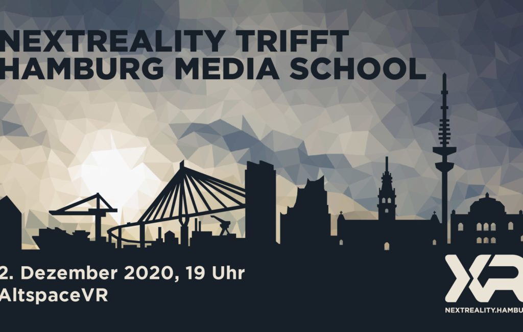nextReality trifft Hamburg Media School
