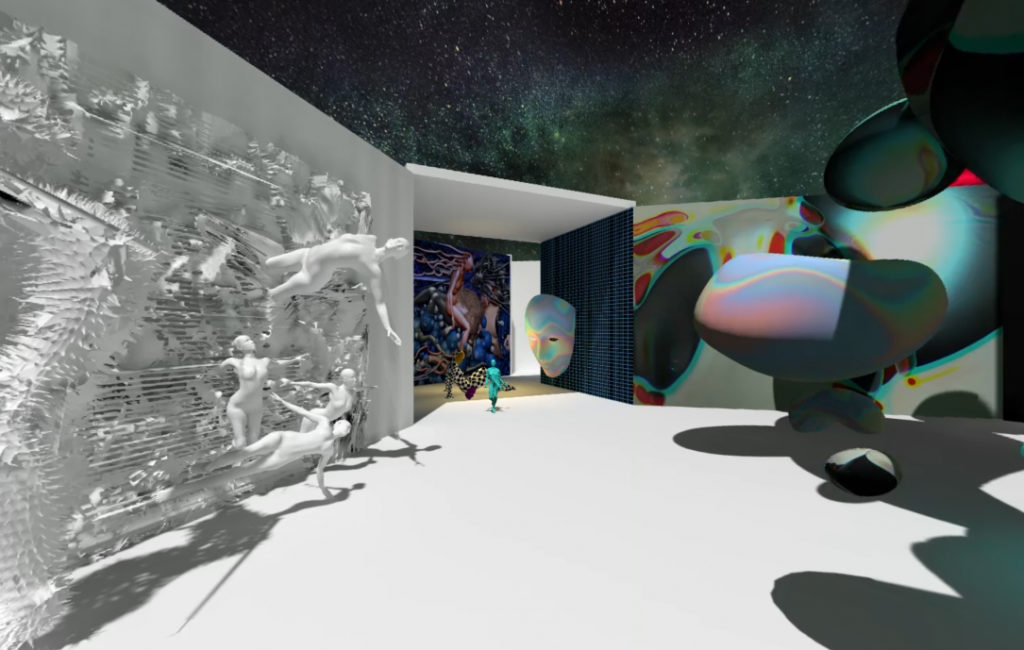 In VR we trust: Moving in space