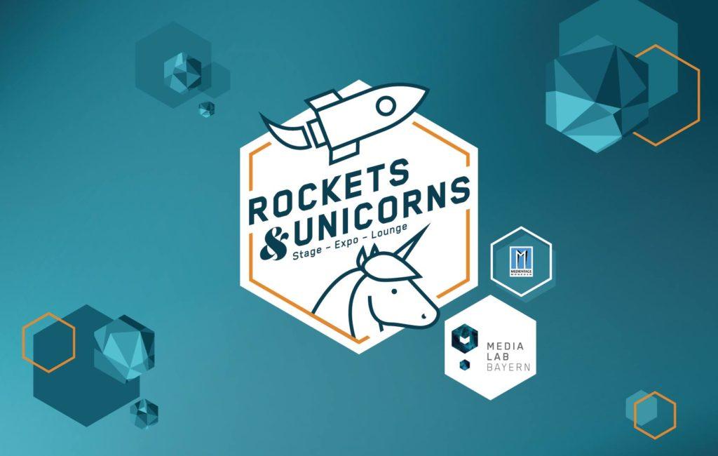 Rockets & Unicorns – Innovation Area der Medientage München