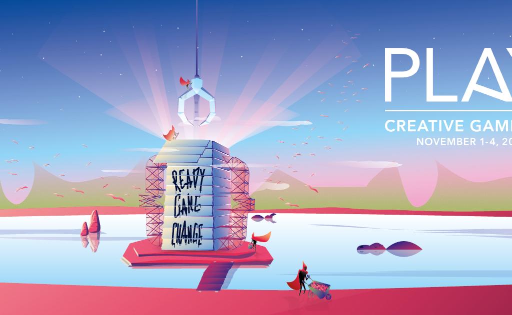 PLAY18 – Creative Gaming Festival