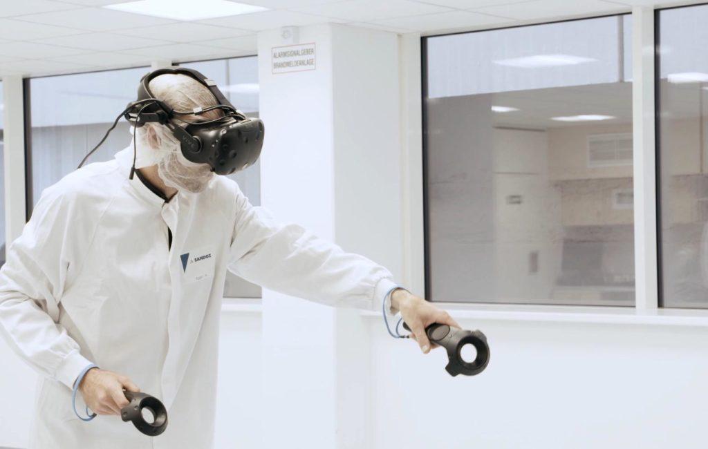 Virtual Reality Demo Day in Frankfurt