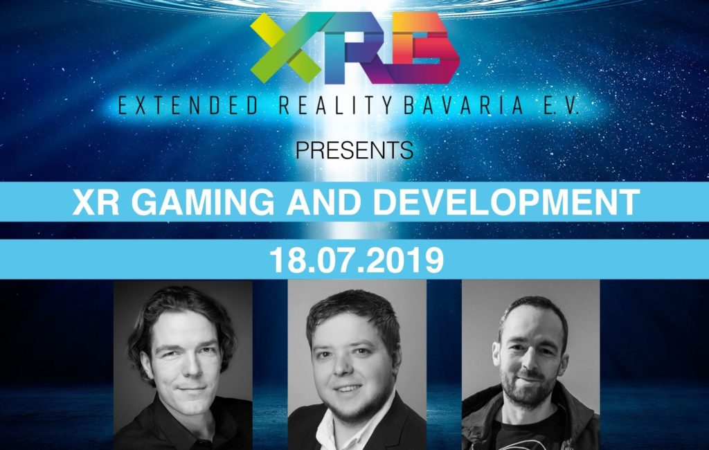 XR Gaming and Development presented by XR Bavaria