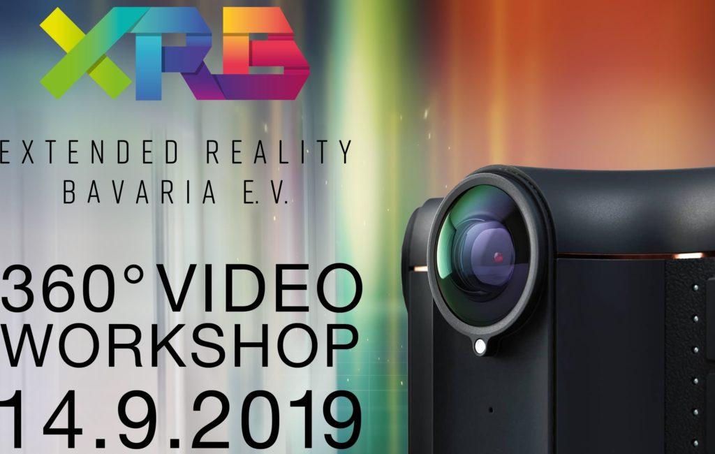 XRB 360° Video Workshop