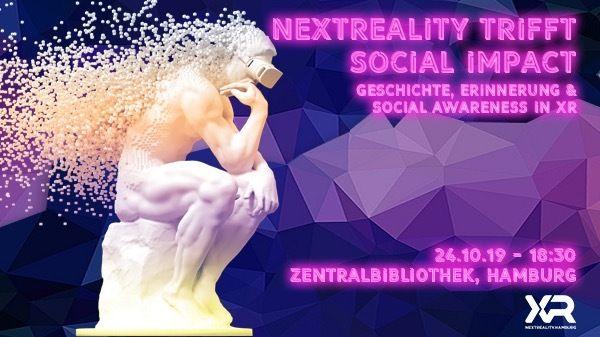 nextReality trifft Social Impact