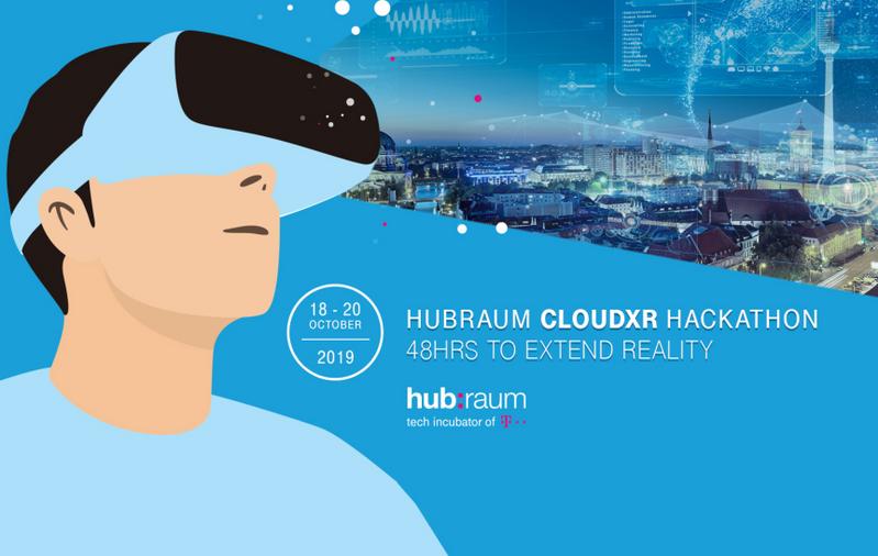 hubraum CloudXR Hackathon