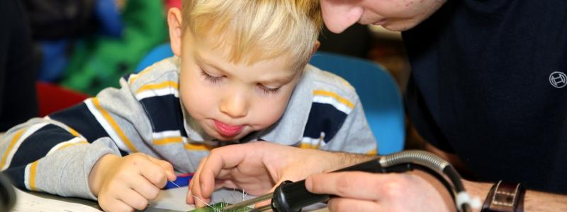 VR/AR Workshop für Kinder am Tüftler- und Forscherinnentag
