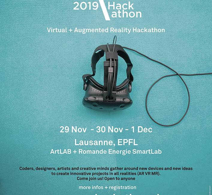 AR/VR Hackathon