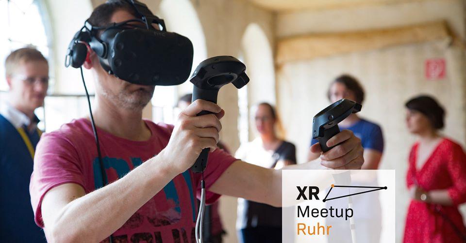 1. XR-MeetUp Ruhr