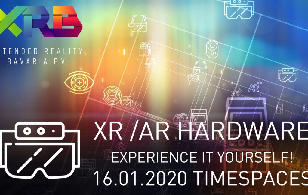 VR / AR Hardware Hands-on