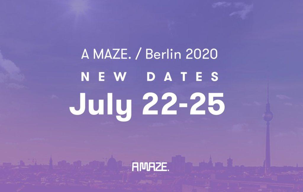 A MAZE. / Berlin 2020