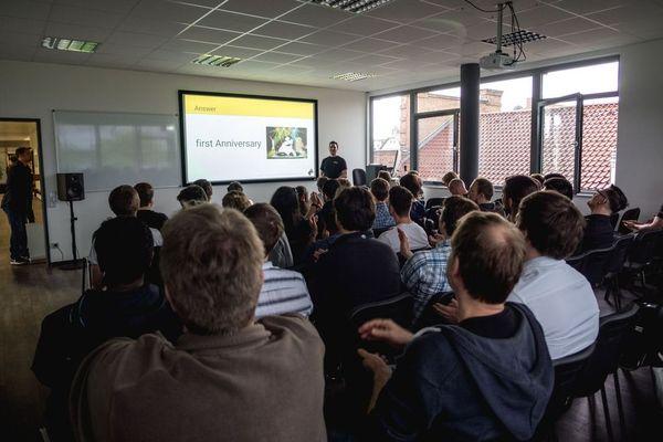 Stuttgart VR & AR Meetup – 5 jähriges Jubiläum