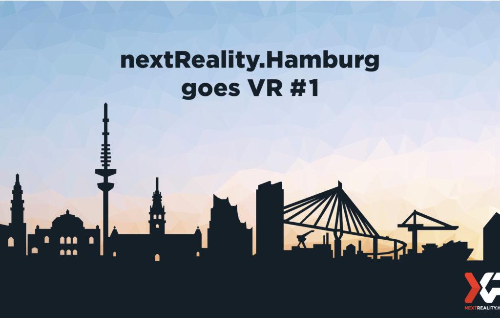nextReality.Hamburg goes VR #1