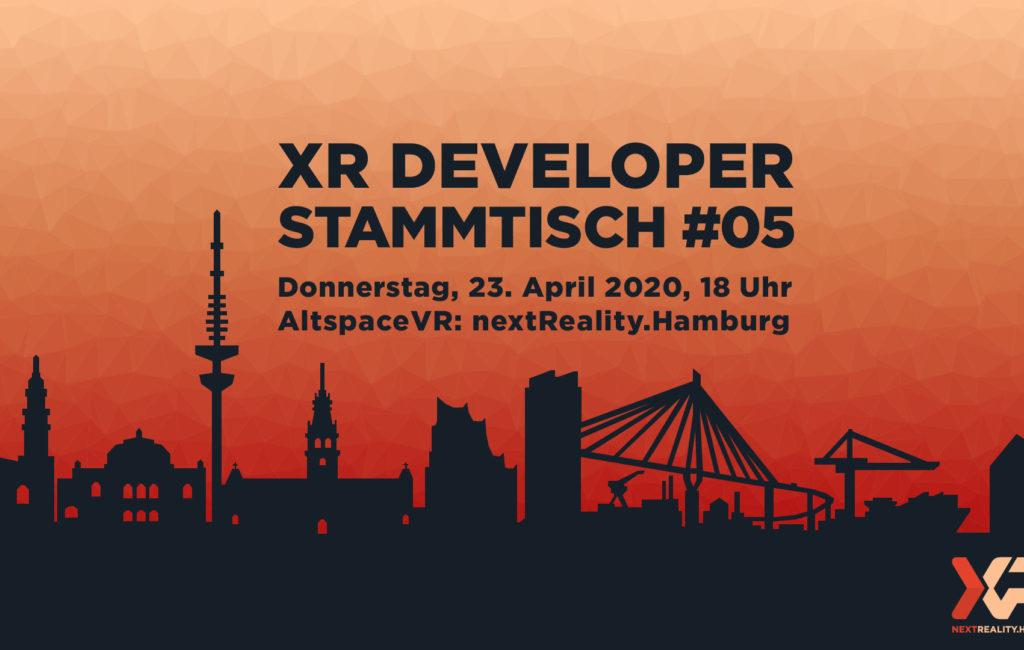 XR Developer Stammtisch #05