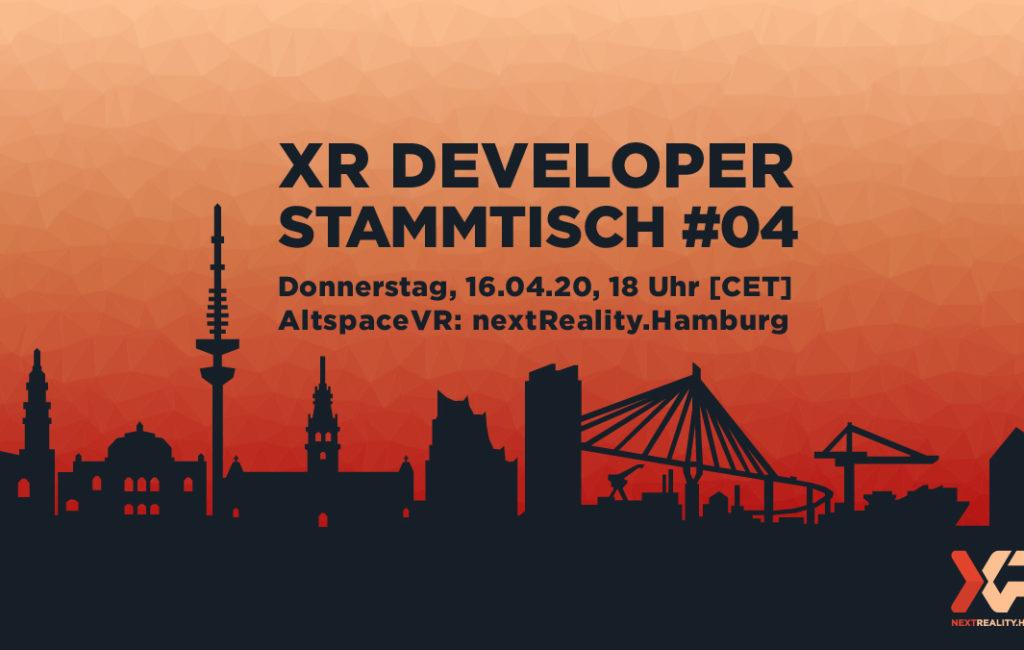 XR Developer Stammtisch #04