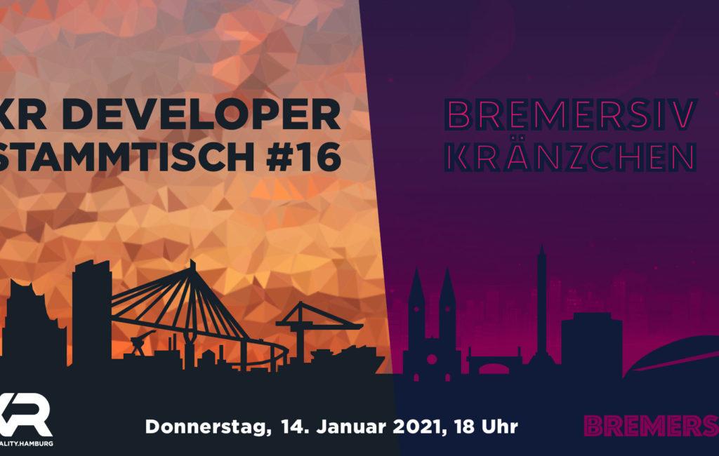 XR Developer Stammtisch #16 x Bremersiv Kränzchen
