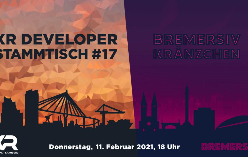 XR Developer Stammtisch #17 x Bremersiv Kränzchen
