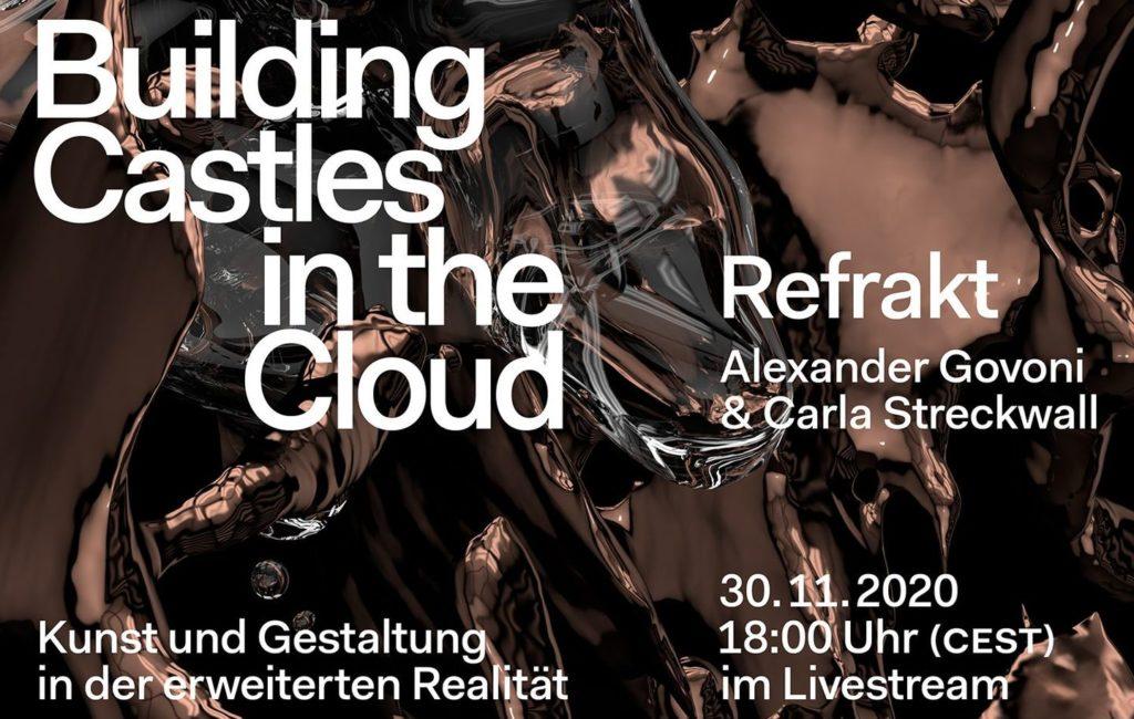 Last Minute Design Talk & VR Freie Kunst – Refrakt