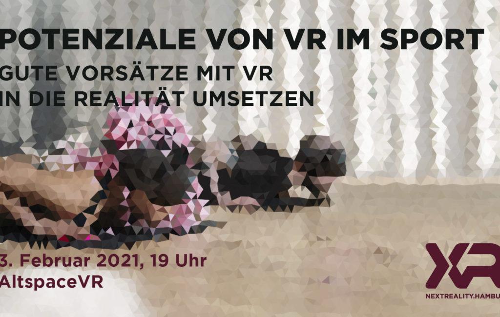 Potenziale von VR im Sport – Gute Vorsätze mit VR in die Realität umsetzen