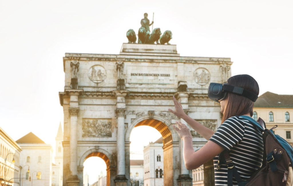 Potentiale von AR/VR/MR in Kunst, Kultur & Tourismus