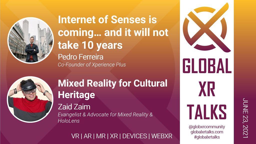 Global XR Talks – September