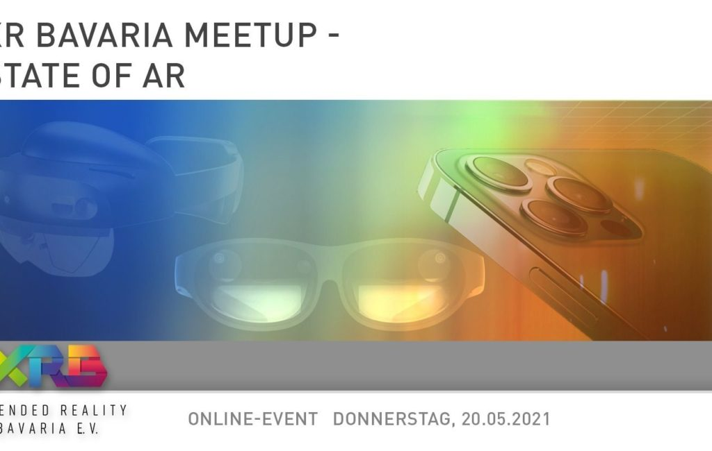 XR Bavaria Meetup – State of Augmented Reality 2021