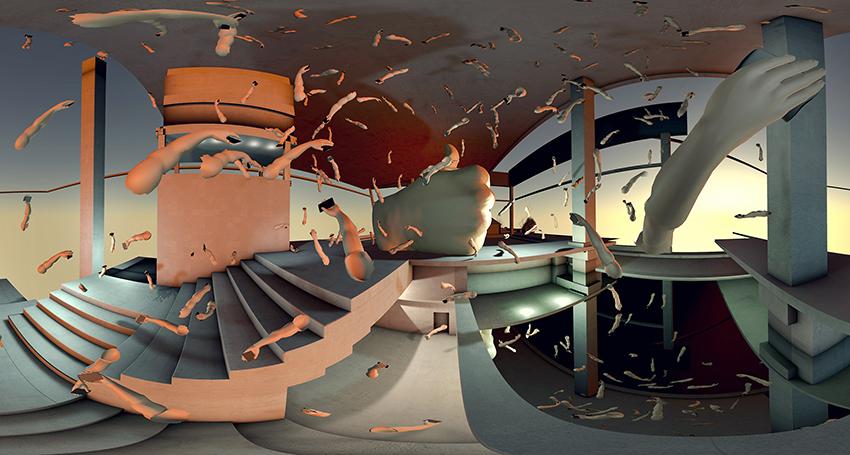 Körper und Embodiment in Virtual Reality: XR Workshop