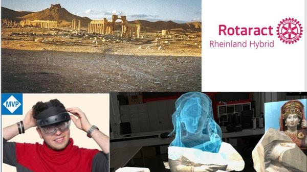 Mixed Reality for Cultural Heritage